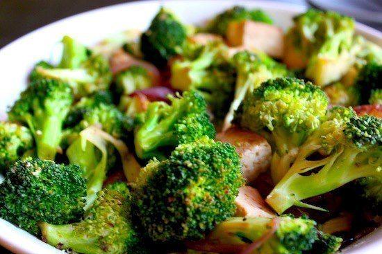 Szechuan broccoli