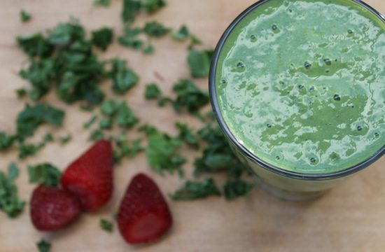 Perfect Green Smoothie Recipe