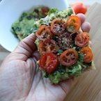 Kale Guacamole GuacKaleMole