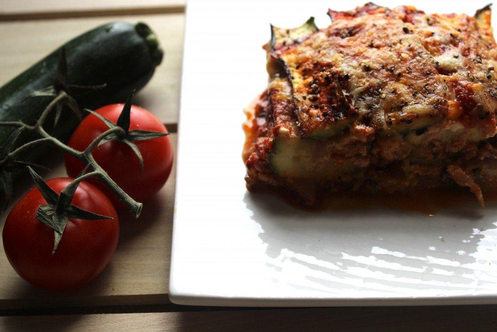 Low Carb Zucchini Lasagna Recipe