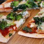 Easy Veggie Pizza Recipe