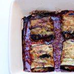 Simple Eggplant Rollatini
