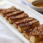 Sweet Sesame Tofu