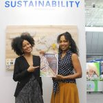 Reppin nutrition amp sustainability at the unilever booth 3061 today!hellip