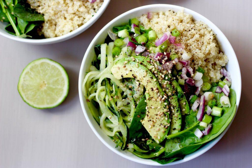 cucumber quinoa salad 3