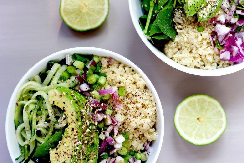 cucumber quinoa salad 2