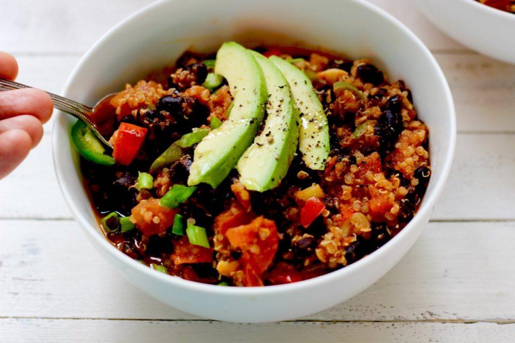 black bean chili 2