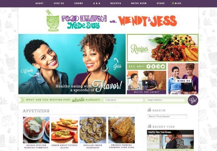How to Start a Food and Nutrition Blog