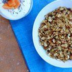 Almond Pumpkin Seed Coconut Granola