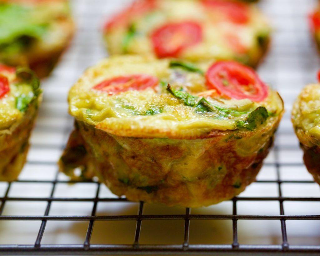 Frittata muffin recipe oven