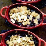 This week were bringing you this mouthwatering blueberry crumble recipehellip