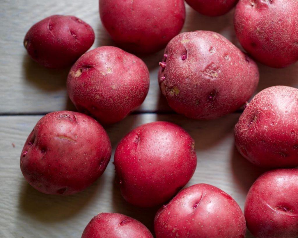 Crispy Stovetop Potato Rounds